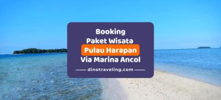 Pembayaran DP [Down Payment] Booking Paket Wisata Pulau Harapan Via Marina Ancol [DP Rp.200.000/org] logo
