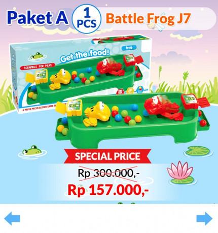 Battle Frog J7 [B] logo