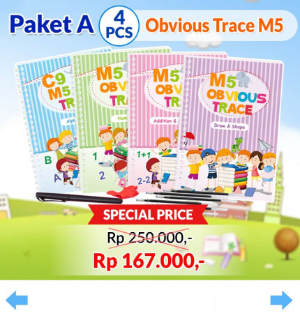 Obvious Trace M5 [B] logo