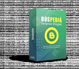 Template Tokopedia Blogger logo