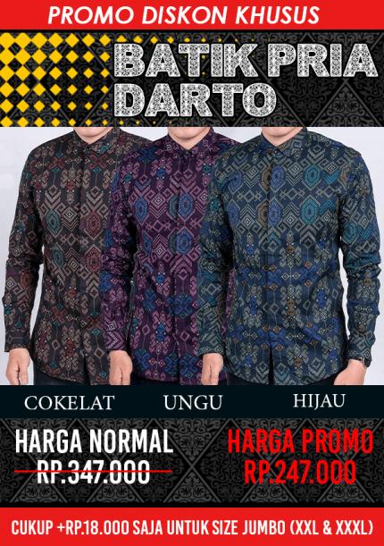 Batik Pria Darto - LS logo