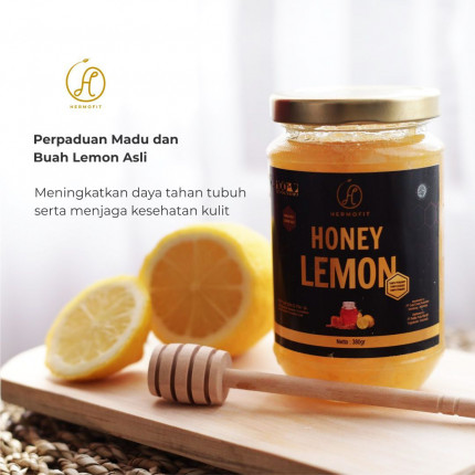 Honey Lemon logo