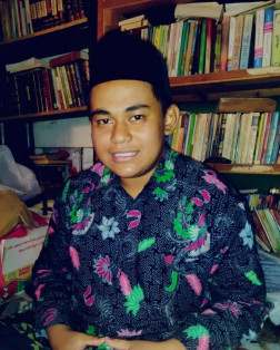 M. Syahrul Ibrahim (Mahasiswa Timur Tengah Jurusan Dirasat Islamiyah)