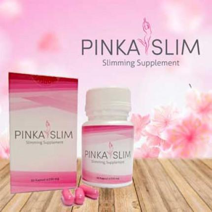 PinkaSlim logo