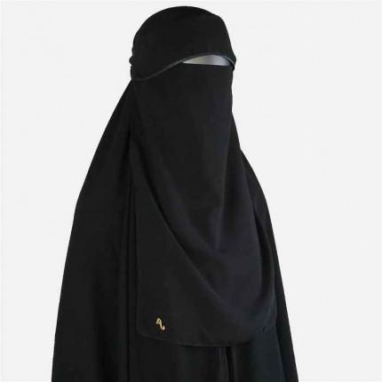 Niqab Malihah logo