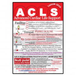 Pelatihan ACLS PERKI logo