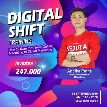 Digital Shift Course + Wuzz Up Course logo
