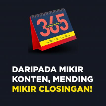 365 Hari Konten Kalender logo