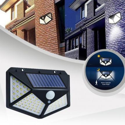 Lampu Solar Sensor Gerak logo