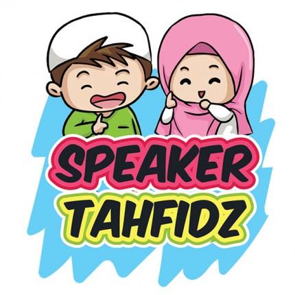 SPEAKER TAHFIDZ [PROMO] logo