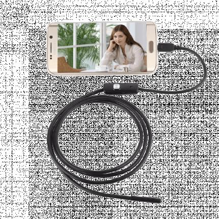 #004  - Android Camera Endoscope logo
