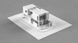 3D SCENE - V-Ray for Sketchup Chivi House logo