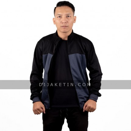 Jaket Sporty High Neck - Polos