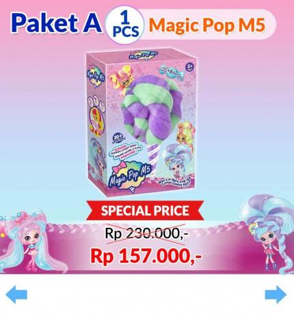 Magic Pop M5 [B] logo