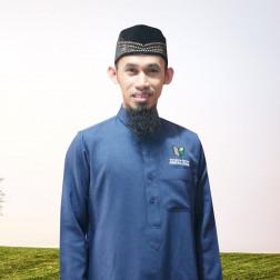 Wirahadi - Penerima Wakaf Al Qur'an Ma'had Andalusia, Sampit-Kalimantan Tengah