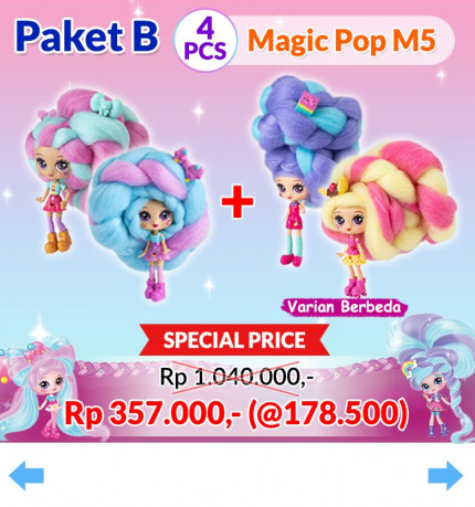 Magic Pop M5 [B]