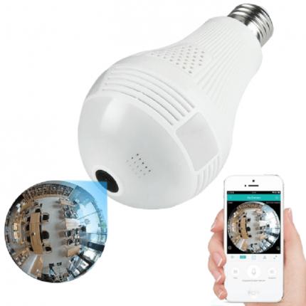 #004  - Bohlam Lampu Wifi Camera logo