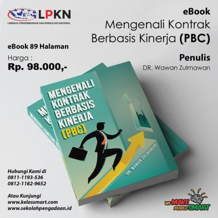 DIGITAL BOOK PDF - MENGENALI KONTRAK BERBASIS KINERJA (PBC) logo