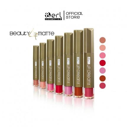 B Erl Beuaty Lip Matte Cream logo