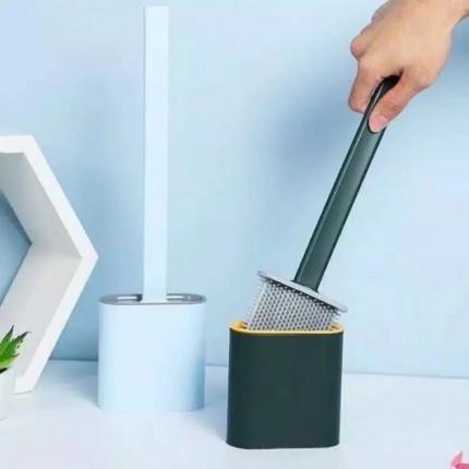 AF Sikat Silikon Toilet Premium ( Beli 1 Gratis 1)