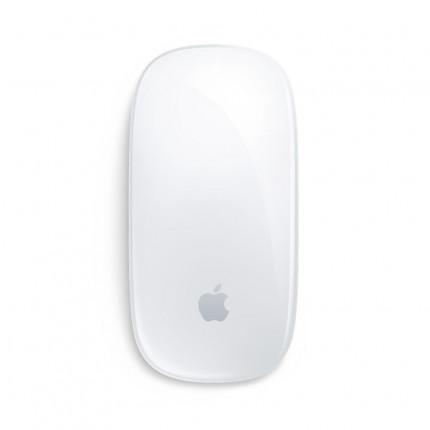 Apple Magic Mouse 2 Gen Silver/White logo