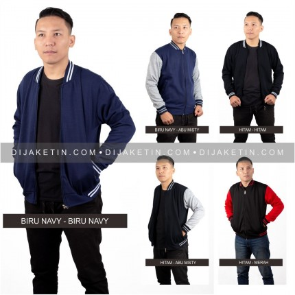Jaket Elegant Strip - Best Seller logo
