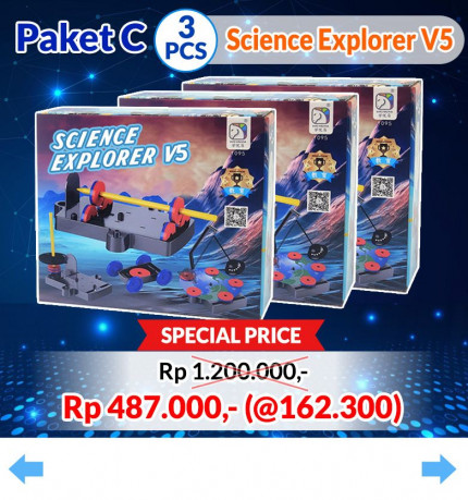 Science Explorer V5 [B]
