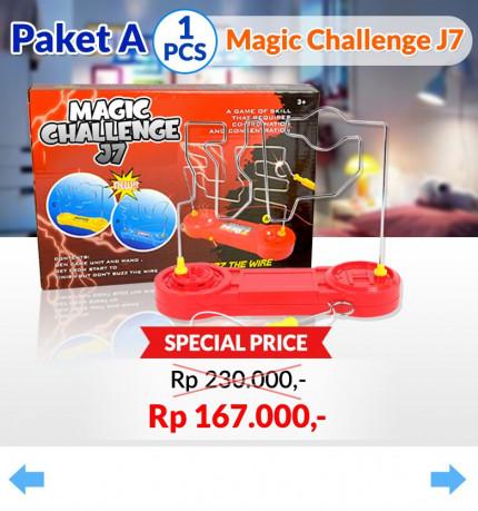 Magic Challenge J7 [B] logo