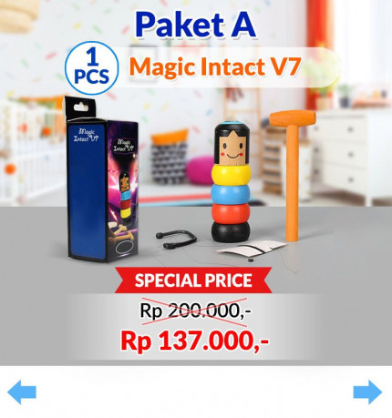 Magic Intact V7 [B] logo
