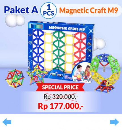 Magnetic Craft M9 [A] logo