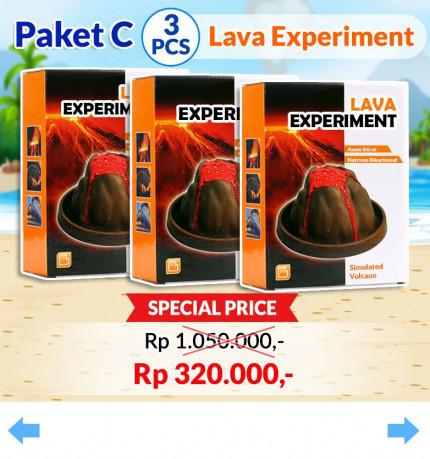 Lava Experiment   [A]