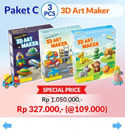 3D Wonder Art [A]