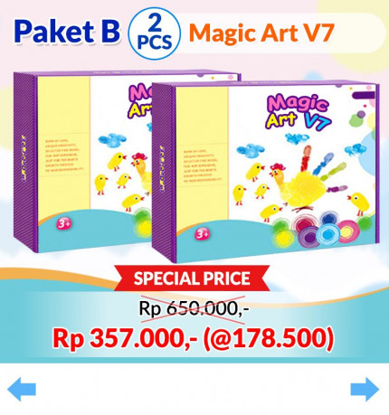 Magic Art V7 [B]