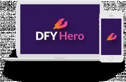 DFY Hero tools Membuat web cuma 60 Detik (SAHRONI) logo