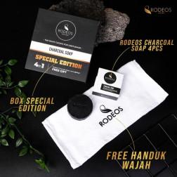 Rodeos Charcoal Soap Desti