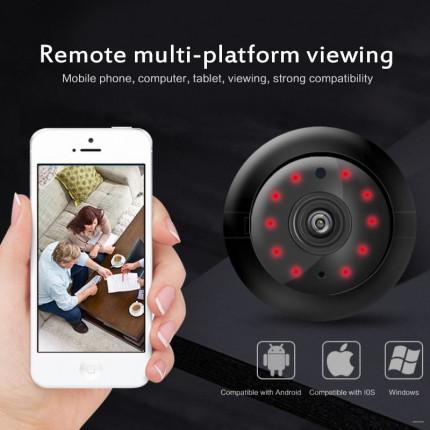 #001 - Wireless Mini Camera logo