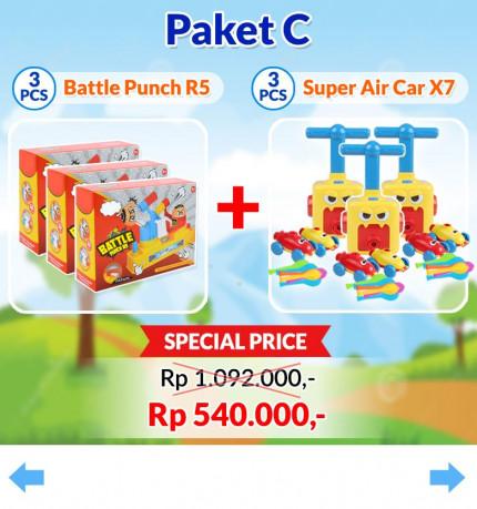 Battle Punch R5 + Super Air Car X7 [B]