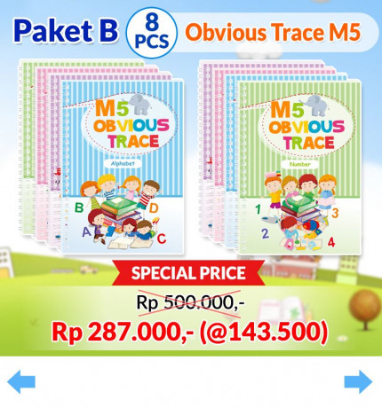Obvious Trace M5 [B]