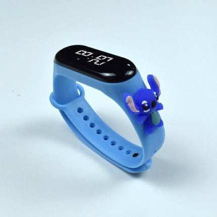 AF JAM LED MOTIF ANTI AIR (Gratis 1 jam warna biru picth)
