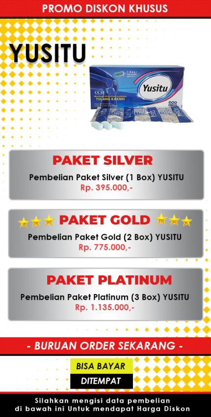 Yusitu Paket logo