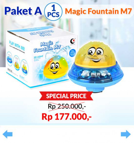 Magic Fountain M7 [B] logo