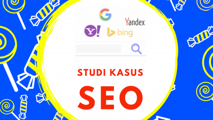 Studi Kasus SEO + Express SEO logo