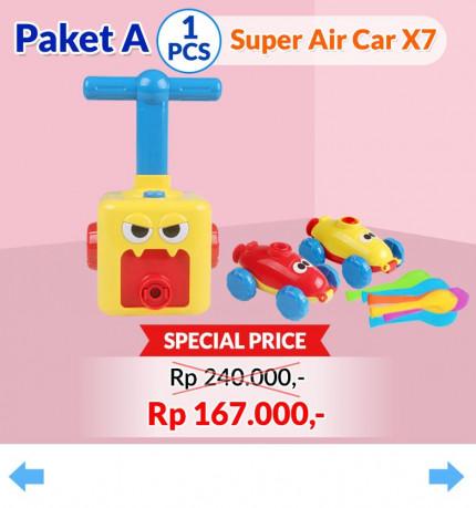 Super Air Car X7 [A] logo