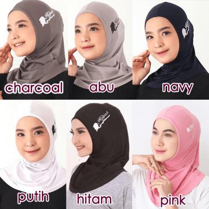 Hijab Sport Instant (2pcs) logo