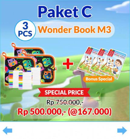 Wonder Book M3