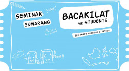 Seminar SEMARANG Bacakilat For Students 25/10/20 logo