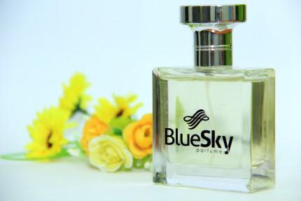 Bluesky Perfume logo