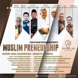 SEKOLAH ONLINE MUSLIM PRENEURSHIP BATCH 8 -IF store
