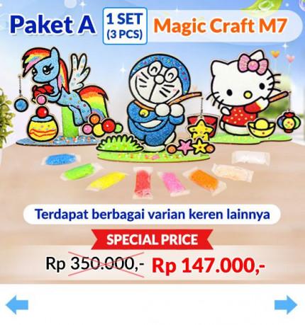 Magic Craft M7 [A] logo