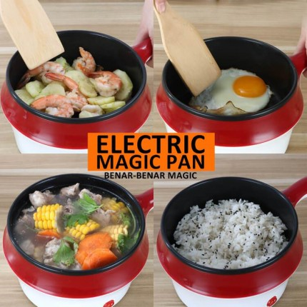ELECTRIC MAGIC PAN logo